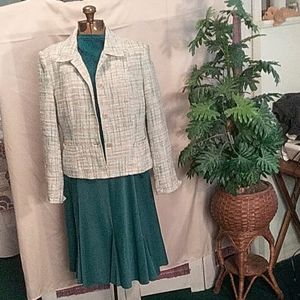 Jacket and skirt size 12